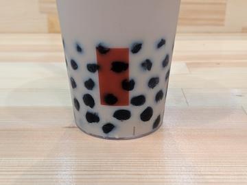台湾古早味紅茶タピオカミルクティー(2)
