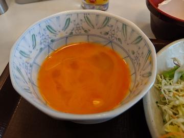 豚生姜焼き朝食(3)