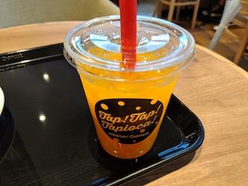 タピオカマンゴーオレンジ1