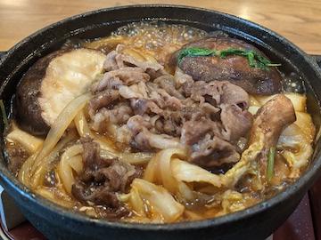 霜降り黒毛和牛(A3)すき焼き鍋(4)