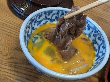 霜降り黒毛和牛(A3)すき焼き鍋(5)