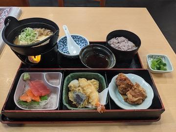 肉豆腐・和食膳(1)