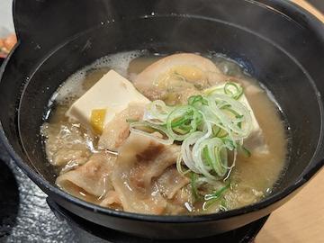 肉豆腐・和食膳(6)