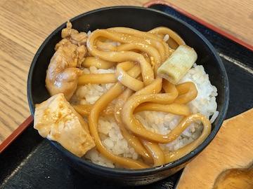 海老天 味噌煮込みうどん(4)