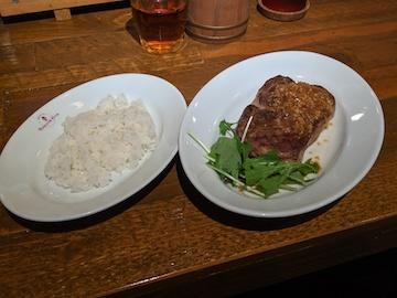 極厚ポークステーキ(1)