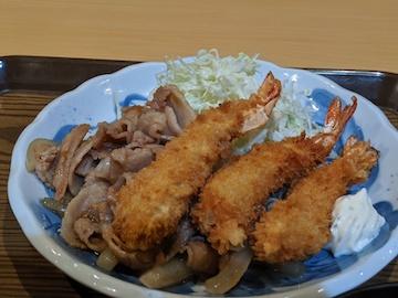 本日のおすすめ定食(2)