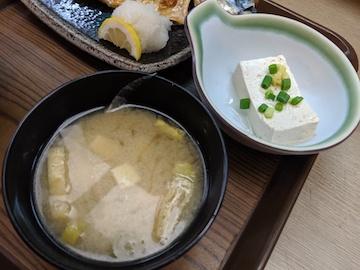 焼魚定食(2)