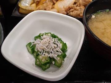 牛皿麦とろ御膳(3)