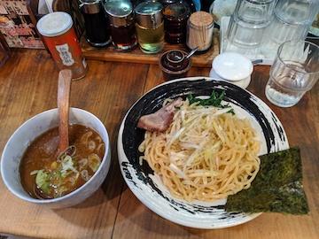 味噌つけ麺(1)