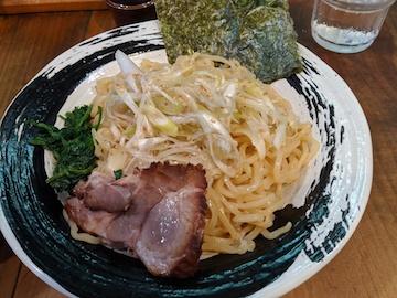 味噌つけ麺(2)