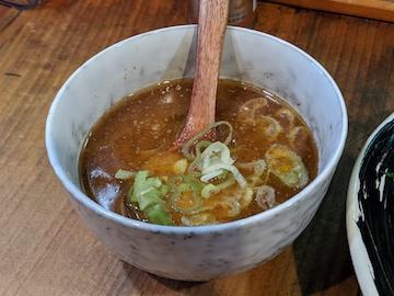 味噌つけ麺(3)