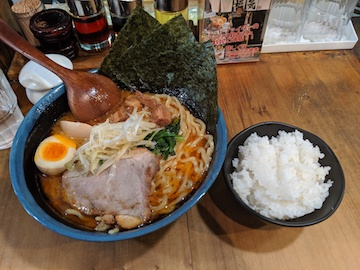 赤福ラーメン(1)