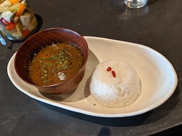 チキンスープカレー(1)