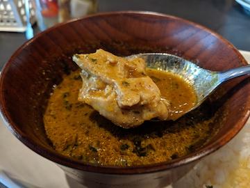 チキンスープカレー(3)