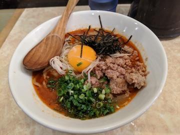 鶏ポンタン麺(1)
