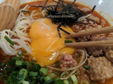 鶏ポンタン麺(2)
