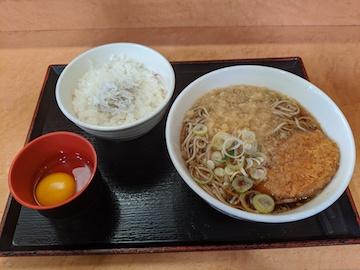しらすご飯セット(1)