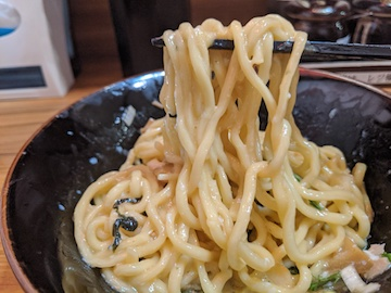 油そば(3)