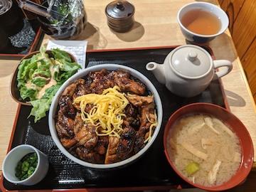 きじまぶし丼(1)