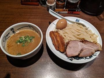 武蔵つけ麺(1)