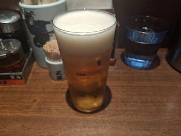 生ビール(1)