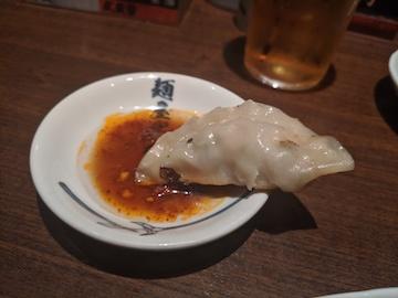 焼餃子(4)
