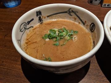 武蔵つけ麺(2)