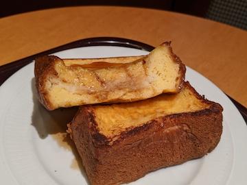 厚切りフレンチトースト(4)