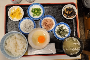 TKG定食1