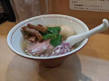 塩らぁ麺(1)