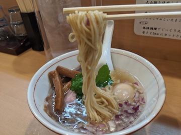 塩らぁ麺(4)