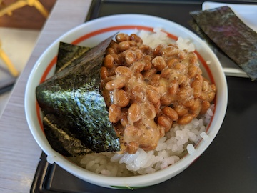豚汁朝食(4)