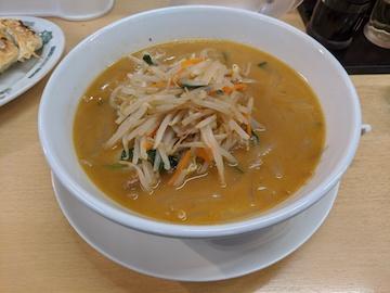 味噌ラーメン(2)