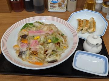 長崎皿うどん(1)