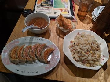 餃子セット(1)