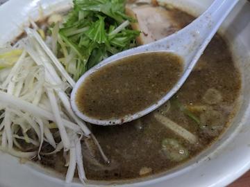 黒胡麻担々麺(6)
