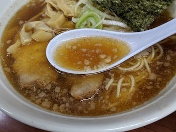 中華そば(2)