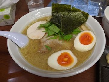 濃厚鶏白湯(4)