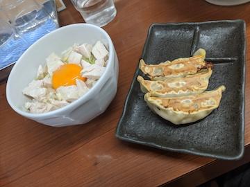黒胡麻担々麺(1)