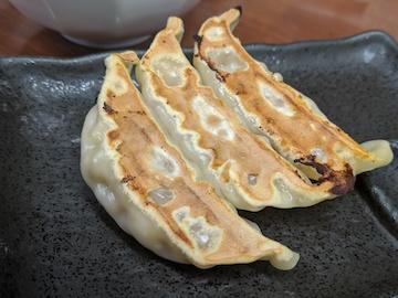 黒胡麻担々麺(3)