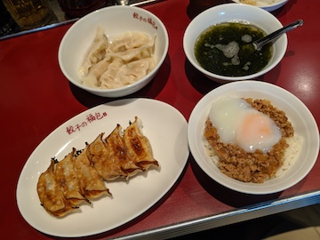 ランチ定食(2)