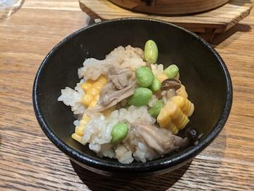 越後わっぱ飯ランチ(2)