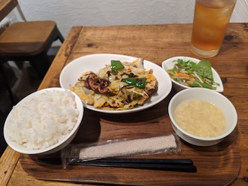 回鍋肉(1)