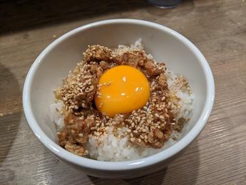 肉味噌丼(1)