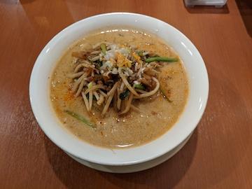 担々麺(1)