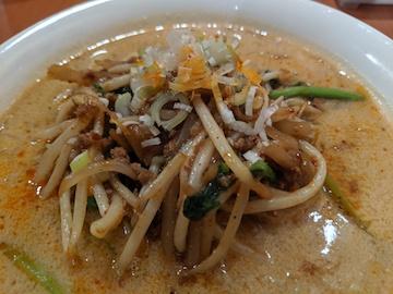 担々麺(2)