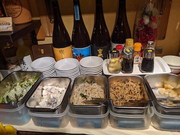 ランチの惣菜やスープ(1)