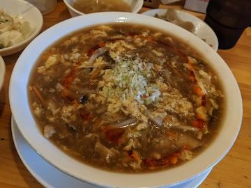 酸辣湯麺(2)