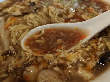 酸辣湯麺(4)