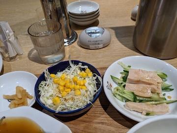 れんげセット天津飯(2)